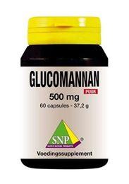 SNP Glucomannan 500mg 60caps