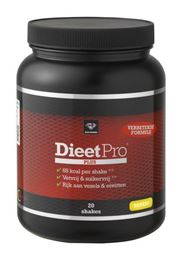 Nutri Dynamics Dieet Pro Stevia Banaan 400g