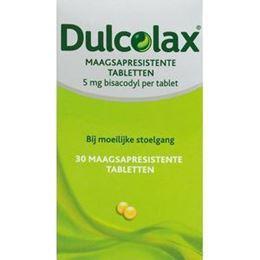 Afbeeldingen van Dulcolax 5mg 30tb