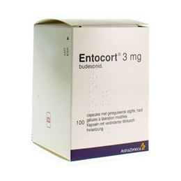 Entocort 3mg 45caps
