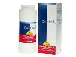 Calci Chew D3 1000mg/880ie 30tb