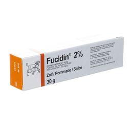 Fucidin 20mg/g zalf 30g