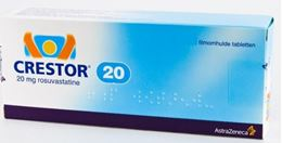 Crestor 20mg 90tb