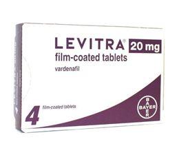 Levitra 20mg 4tb
