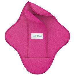 LadyPad maandverband fuchsia mt L