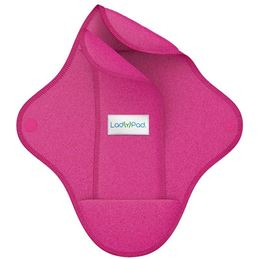 LadyPad maandverband fuchsia mt M