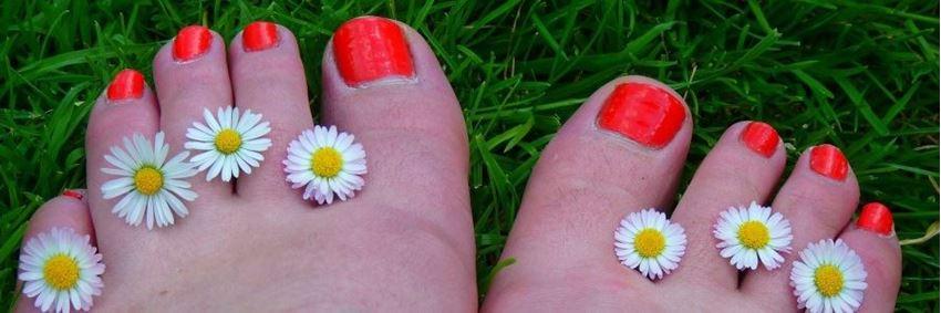 Tinea pectis oftewel voetschimmel, wie kent het niet?