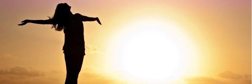 Vijf positieve effecten van de zon