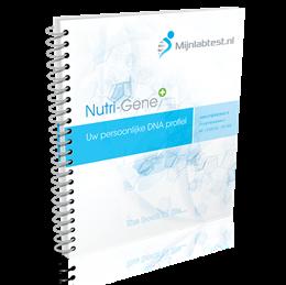 Nutri-Gene Plus persoonlijk DNA-onderzoek
