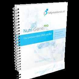 Nutri-Gene Pro persoonlijk DNA-onderzoek