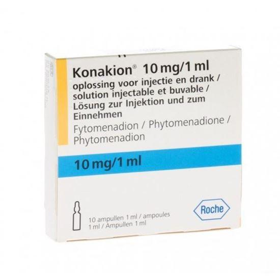 Konakion 10mg/ml oplossing