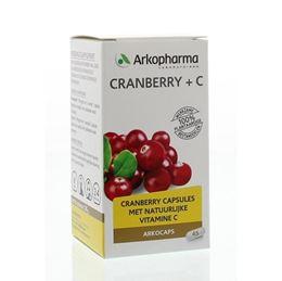 Arkocaps Cranberry & Vitamine C 45caps