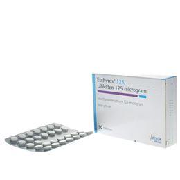 Euthyrox 125mcg 90tb