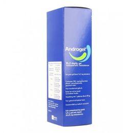 Androgel 16,2mg/gr gel
