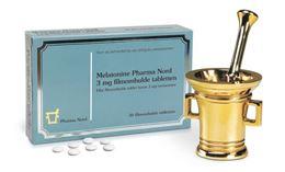 Afbeeldingen van Pharma Nord melatonine 3 mg